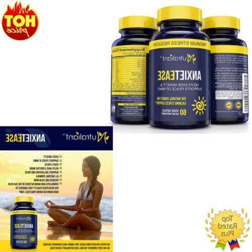 anxiety relief supplements stress relief pills vitamin