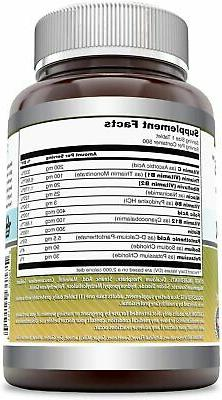 B-100 Supplement * 120 * with