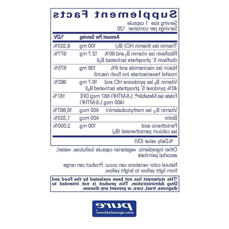 Pure Encapsulations Plus 120 02/2022