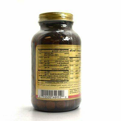 Solgar Vitamin 100 Formula