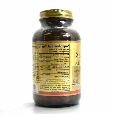 Solgar - B-Complex with Vitamin Formula