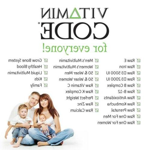 Garden of Life Vitamin B Complex Supplement,