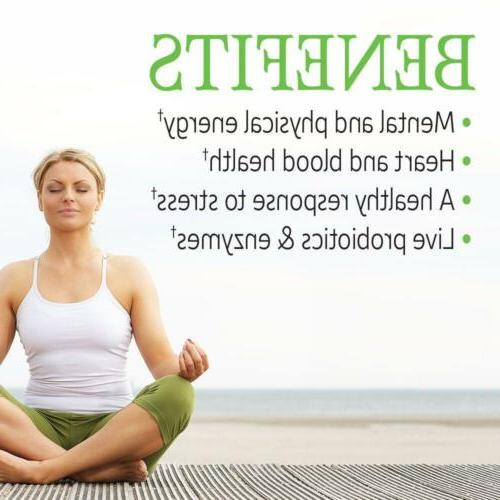 Garden of B Vitamin B Complex Supplement, Vegan,...