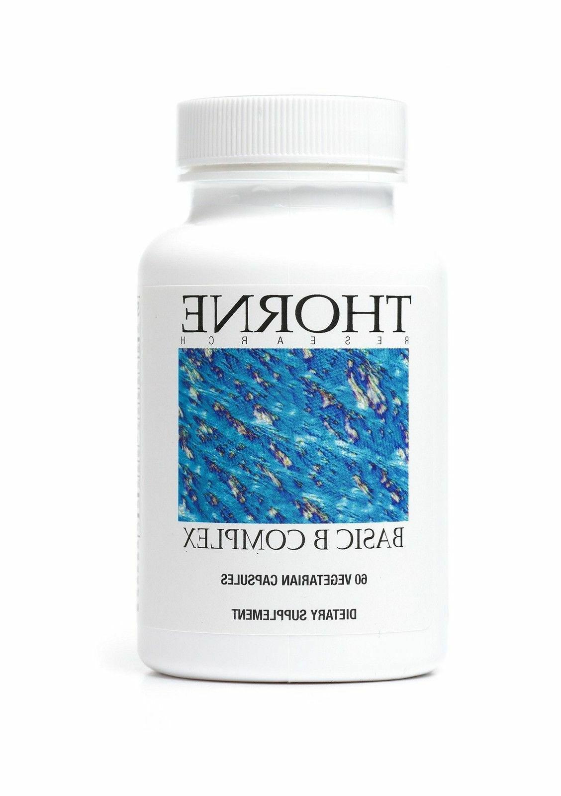 basic b complex methylated vitamins 60 ca