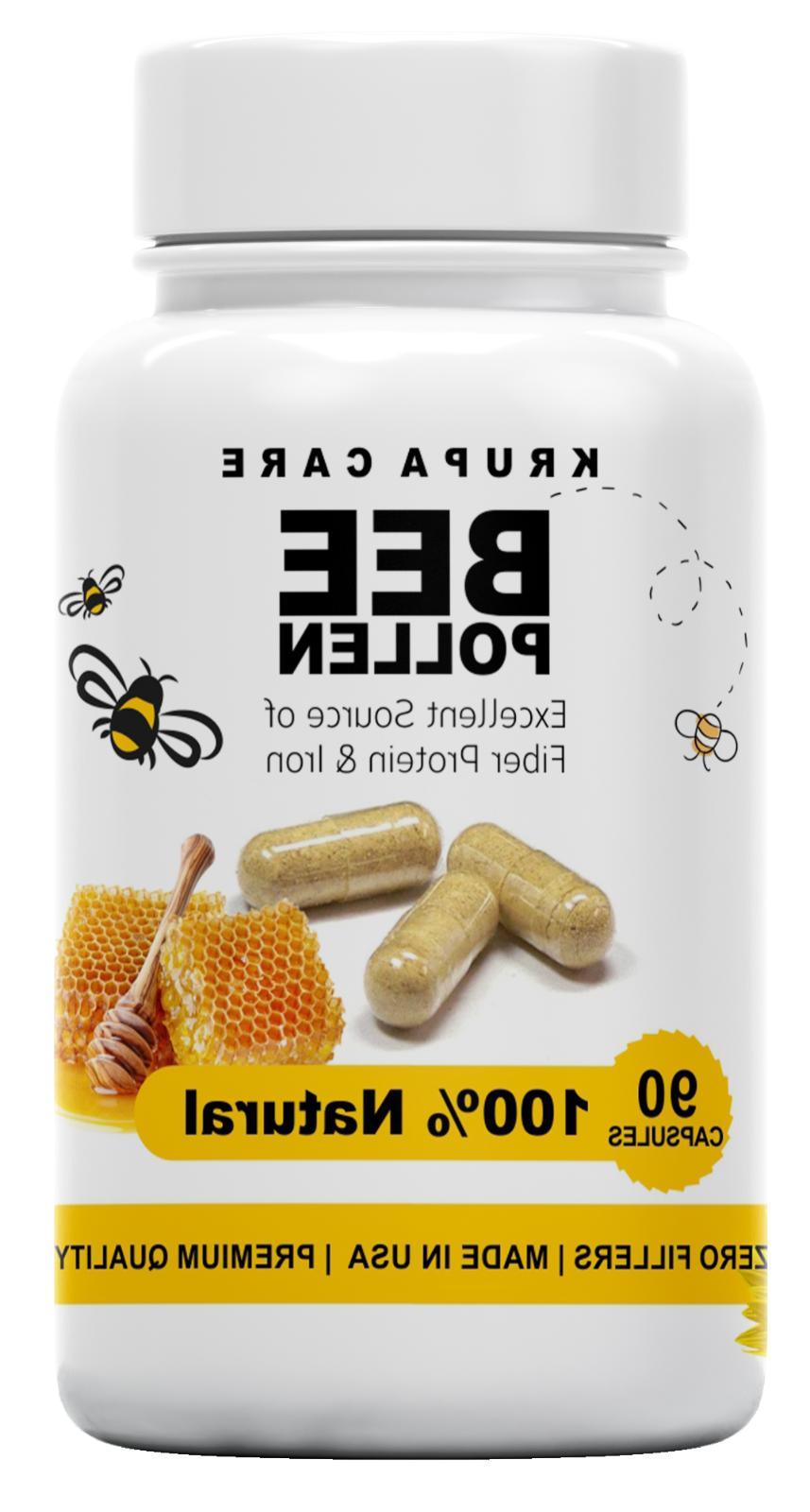 bee pollen 500mg weight loss b complex