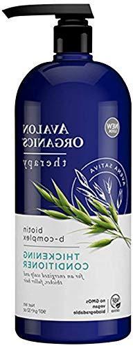 Avalon Organics Biotin-B Complex Thickening Conditioner, 2 P