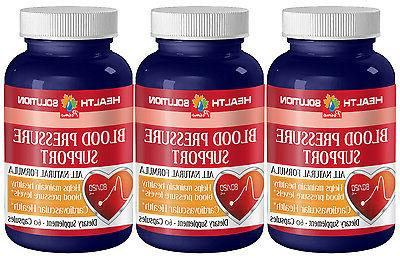 vitamin dietary supplements blood pressure