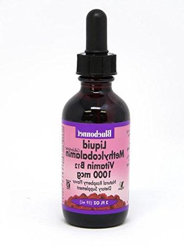 bluebonnet liquid cellular active methycobalamin