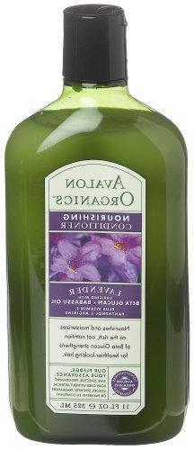 Avalon Organics Botanicals Conditioner Lavender - 11 fl oz -