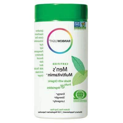 certified organics multivitamin