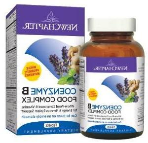 New Chapter - Vitamin B Complex, 30 tablets