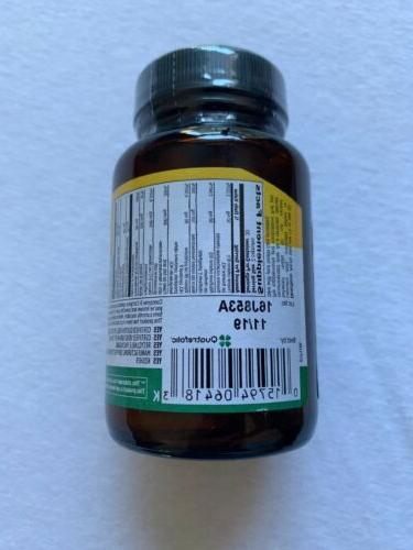 Country Coenzyme B-Complex Caps 60 Vegan 11/19