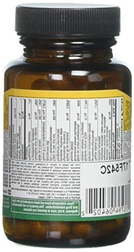 Country Coenzyme Complx Capsules, 60 Count