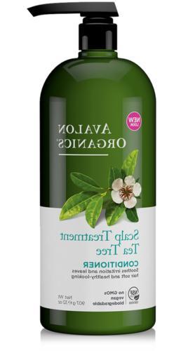 Conditioner Tea Tree Avalon Organics 32 oz Liquid