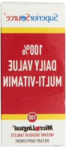 daily value multi vitamin