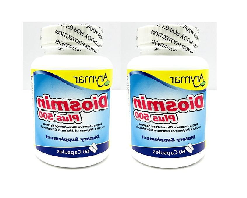 diosmin plus 500 mg 200 mg hesperidin