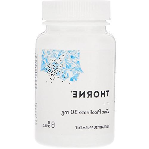 double strength zinc picolinate 60c