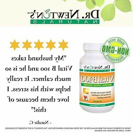 Dr B100 Vitamin B Complex Supplement 60