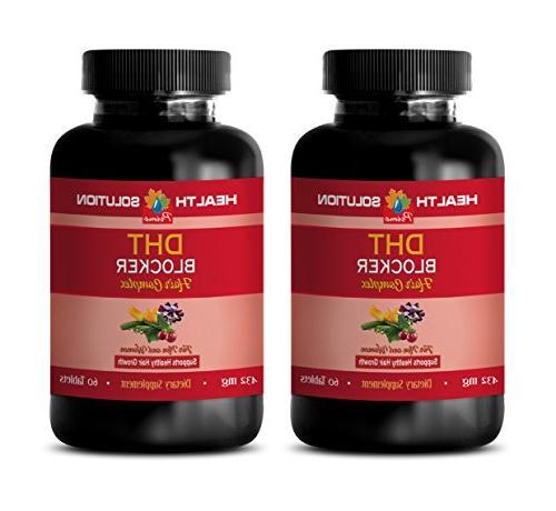 hair loss vitamins dht