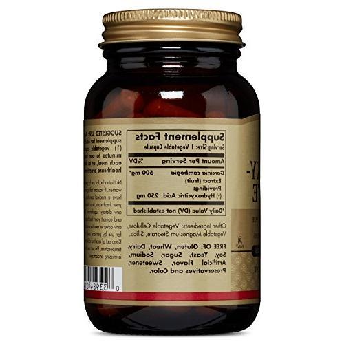 Solgar Hydroxycitrate, Vegetable Capsules
