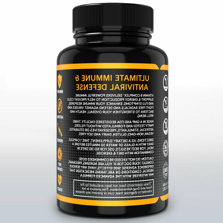 Vitamin Release Vitamin B1, B3, B6, B12 Potency