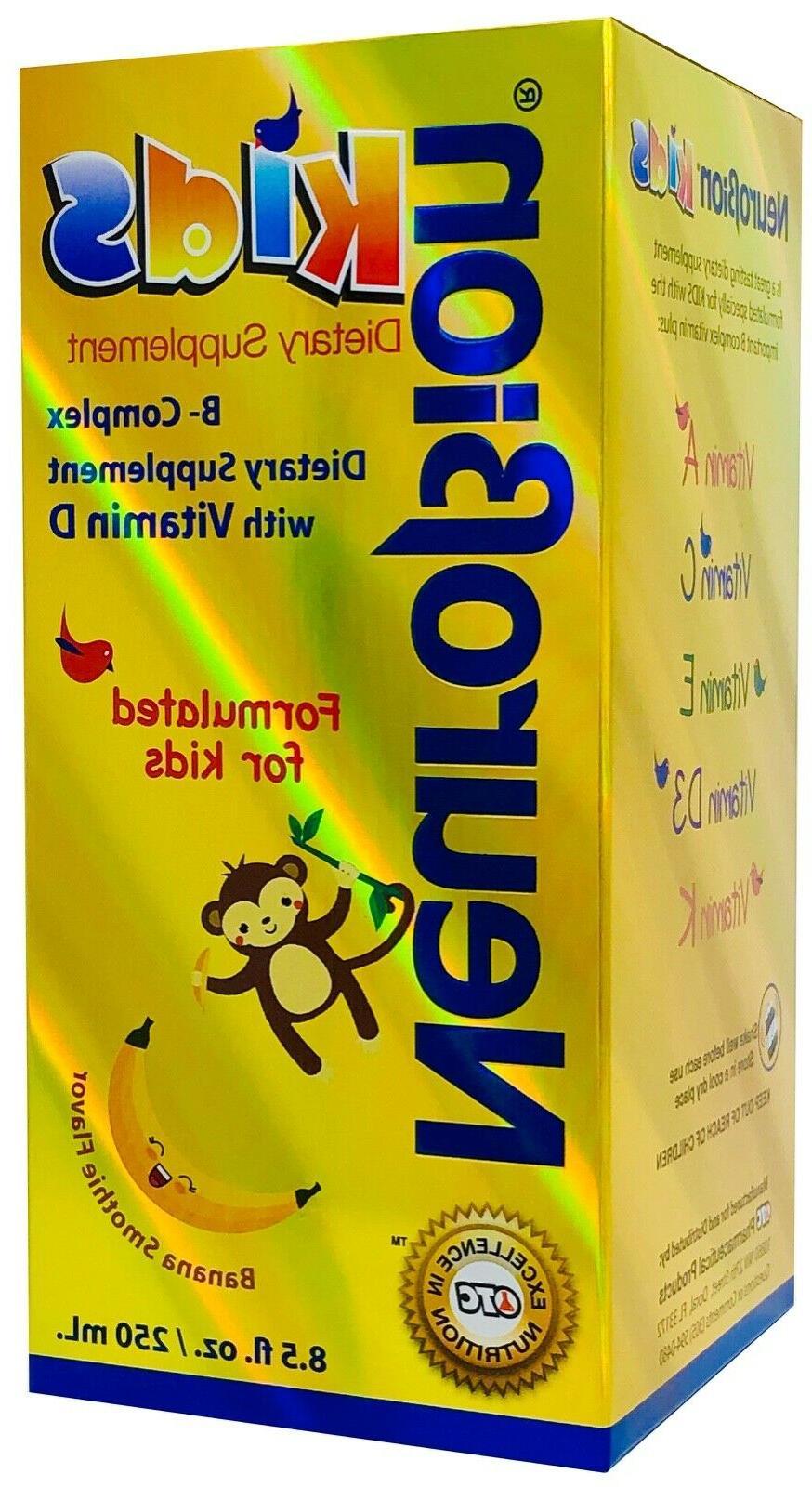 Neurobion B Liquid - Healthy Multivitamin