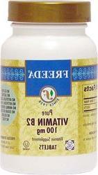 Freeda Kosher Vitamin B-2 100 Mg. - 100 TAB