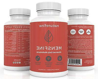 Mens Multivitamin ll Supplement Palmetto, B6 P