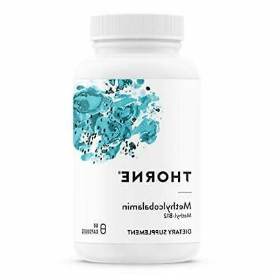 Methylcobalamin 60c by Thorne Research