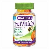 Vitafusion Multi Vites Gummy Vitamins, Berry, Peach and Oran