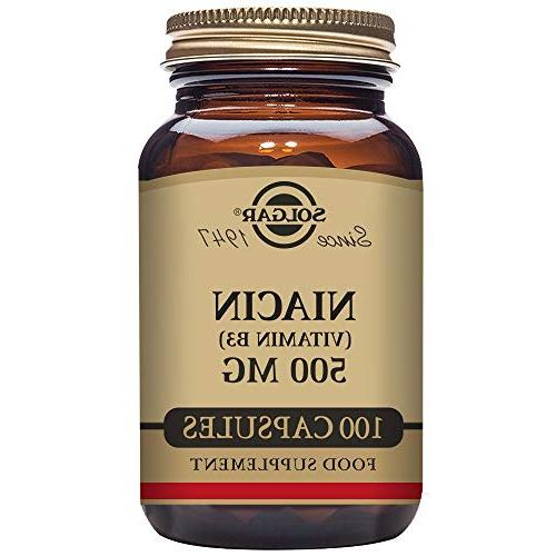 niacin vegetable capsules