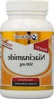 Vitacost Niacinamide  - No Flush Niacin -- 500 mg - 100 Caps