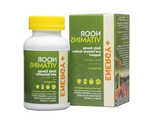 noorvitamins energy supplements multivitamin