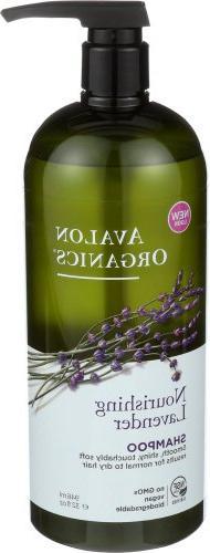 Avalon Nourish Shampoo, Lavender, 32 Ounce
