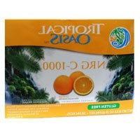 Tropical Oasis NRG C-1000, Orange Grapefruit, 30 Count