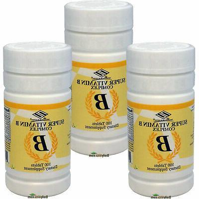 nu health super vitamin b