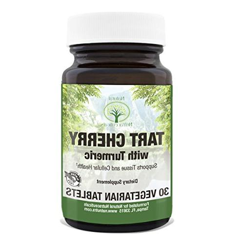 nutra tart cherry extract supplement