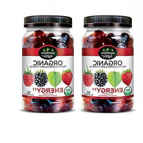 organic energy gummy vitamins