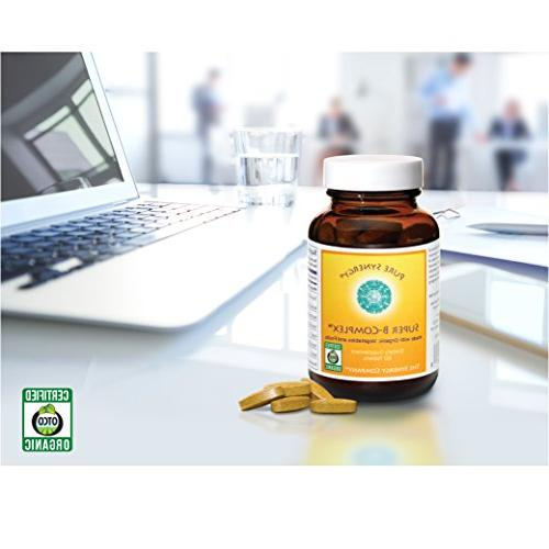 Pure Synergy Super B Vitamin Fruits