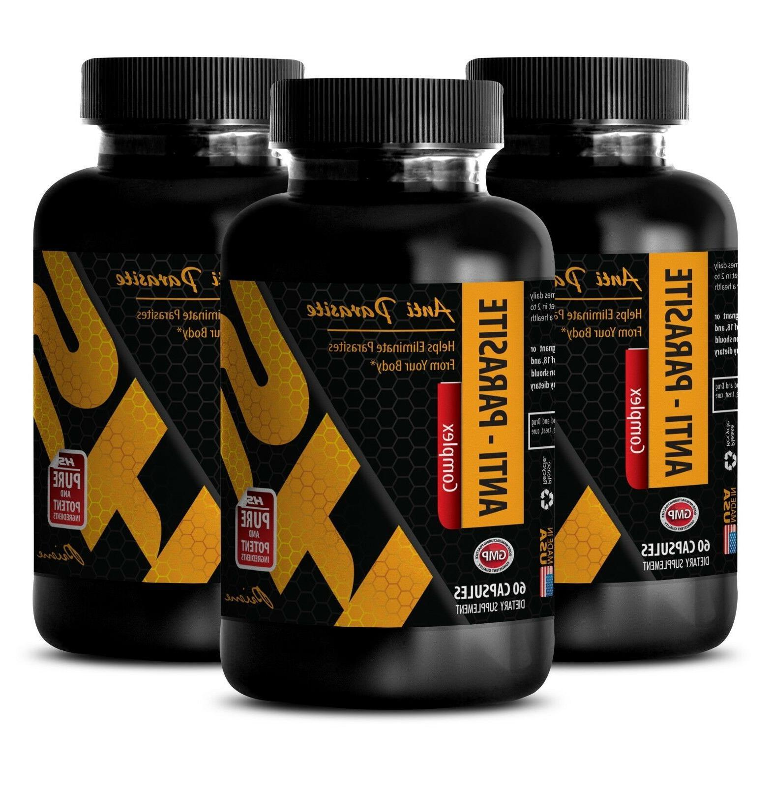 Pumpkin seed oil - ANTI-PARASITE COMPLEX 3B - Enhancing Vigo
