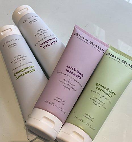 Rene Fris Shampoo for Paraben