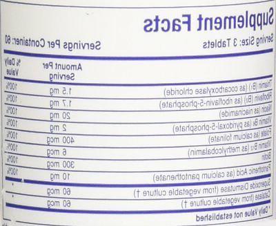 Biotics Bio B 100 Complex Health