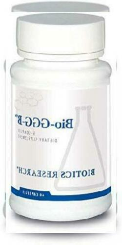 Biotics Research Bio-GGG-B™ B-Complex Biochemically activa
