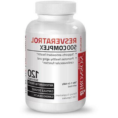 Resveratrol 500