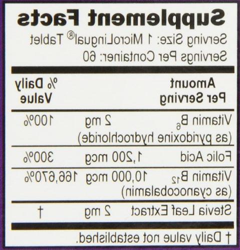 Superior Source B12/B-6/folic mcg,