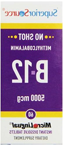 shot methylcobalamin b12 multivitamins