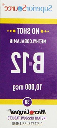 shot methylcobalamin vitamin b12 tablets