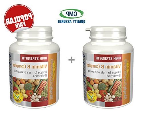 simply supplements vitamin b complex