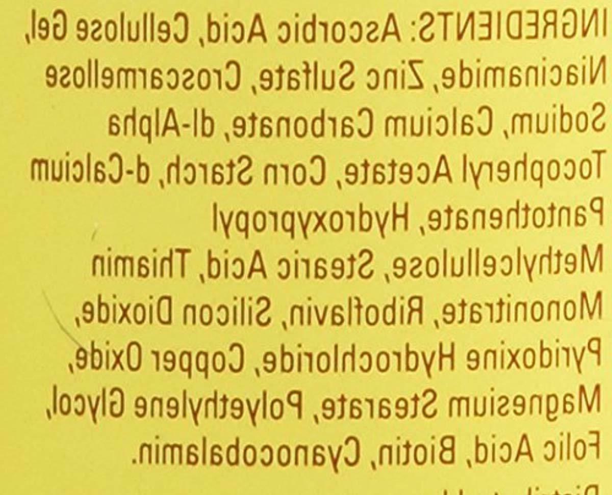Nature Stress B Complex W Zinc 75ct 225 ct