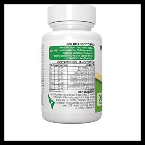 Methylated Vitamins Methylcobalamin Ta